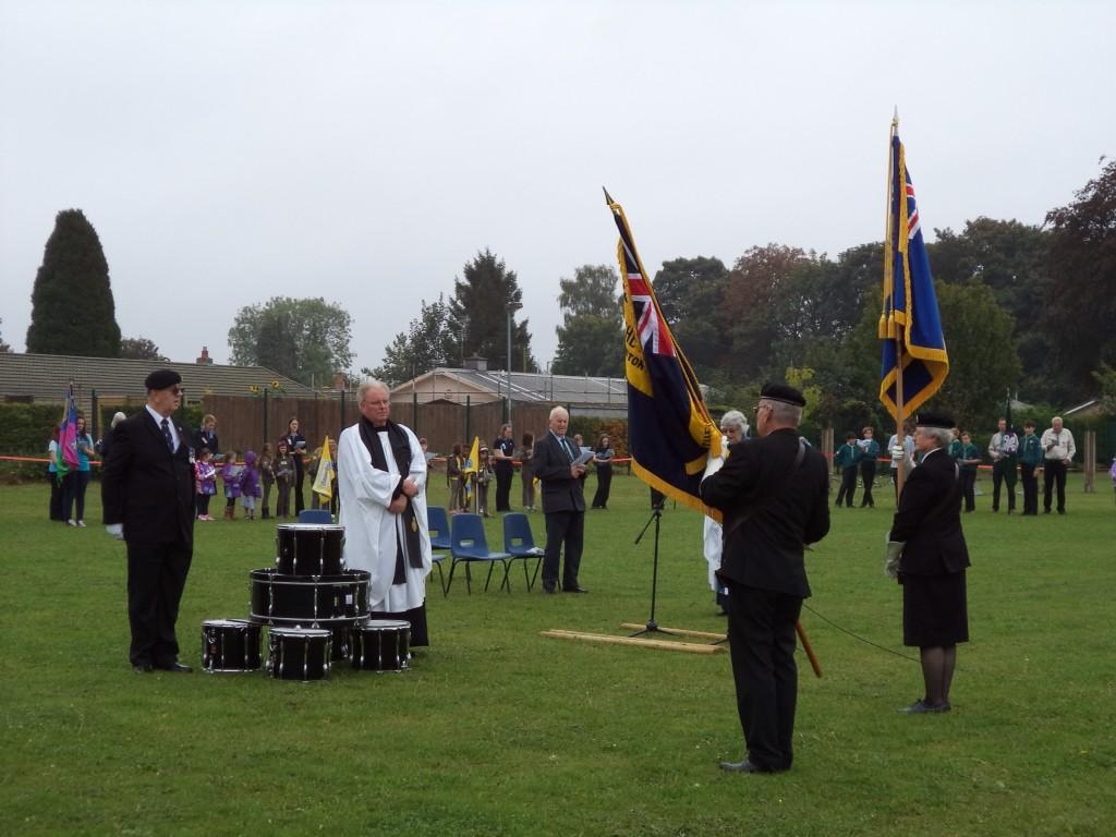 Drumhead Service