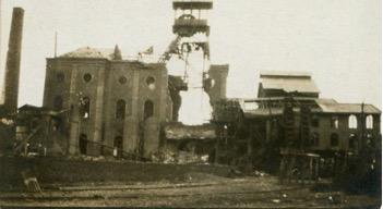 Coal mine near Lens