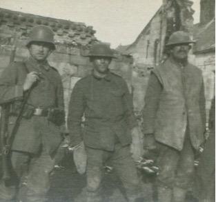 English prisoners of war