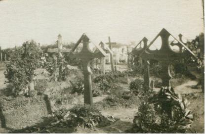War Cemeteries at Verdun and Bernes 02